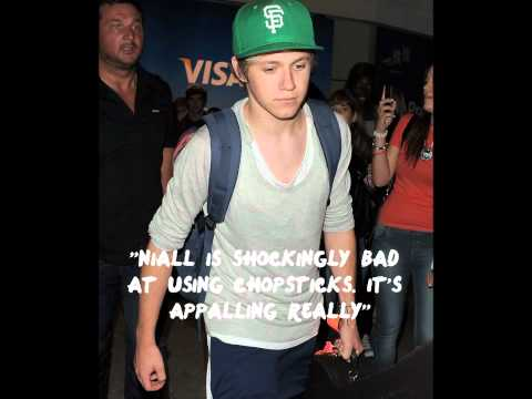 Niall Horan (NEW) Facts
