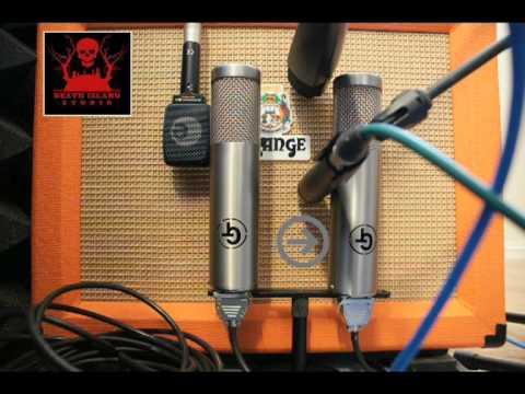 Guitar Amp Microphone Test