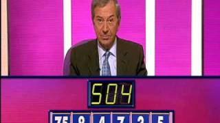 Countdown - Wednesday 3rd December 2008 - Part 4 Of 4