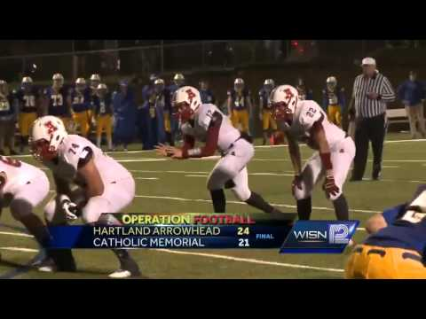 Op FB Game of the Week: Arrowhead vs Catholic Memorial