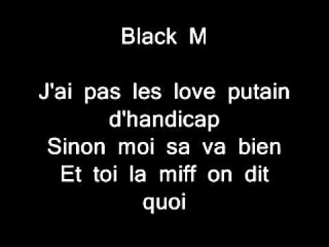 Sexion d'assaut - j'ai pas les loves paroles