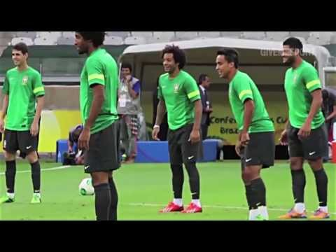 Brazil prepare for Uruguay Confederations Cup clash