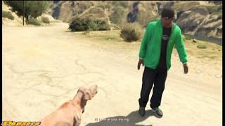 GTA V - Strangers and Freaks - Uncalculated Risk (Gold) - Franklin