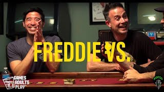 Freddie Vs. Games Adults Play | Shit Happens