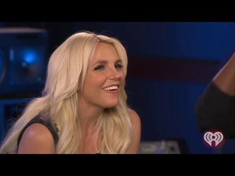 Britney Jean Iheartradio Album Preview (w   Britney Spears, Ryan Seacrest And Will.i.am) video