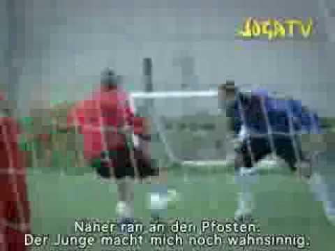 Joga Bonito (Heart) Rooney