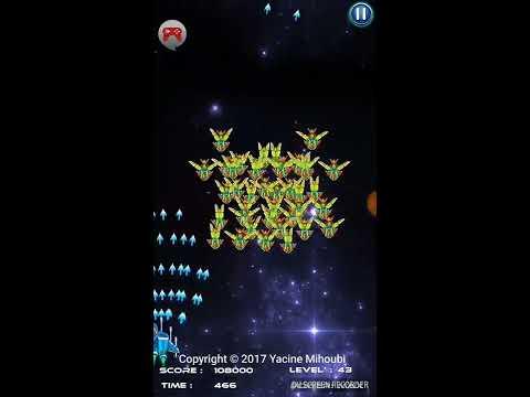 Tutorial Galaxy Attack Aliens Shooter Level 43 / no hack