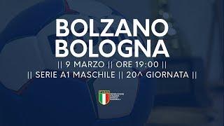 Serie A1M [20^]: Bolzano - Bologna 30-28
