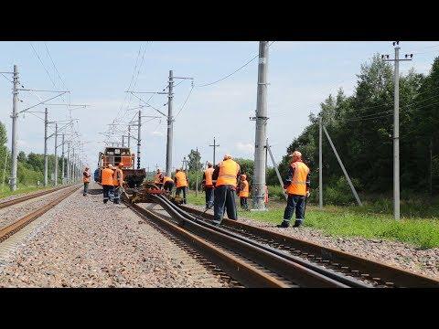 Новости Белорусской железной дороги, август 2017 (Выпуск 66)