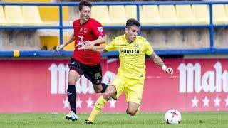Resumen Villarreal B 3-2 SD Formentera
