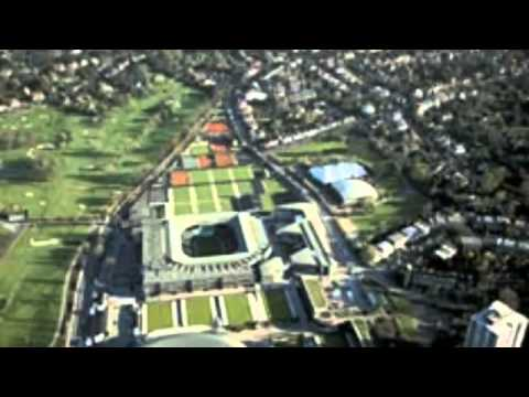 Wimbledon tennis stadium Wimbledon London