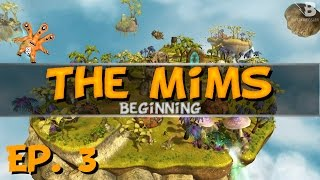 Securing the Island! - Ep. 3 - The Mims Beginning - Let's Play