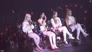 [4K] 190421 마마무 F/W concert - No More Drama+Wind Flower+생각보단 괜찮아(Better than I thought) 직캠 by 박수무무