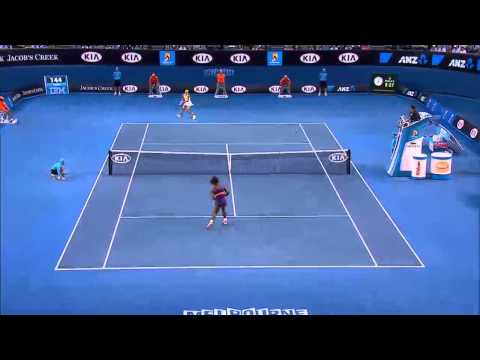 Night Eight Highlights - Australian Open 2013