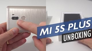 Xiaomi Mi 5S Plus Unboxing With Detailed First Look