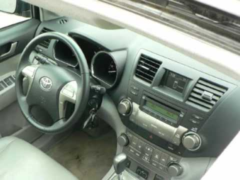 2008 TOYOTA HIGHLANDER SPORT V6 4WD Milford Boston MA Massachusetts