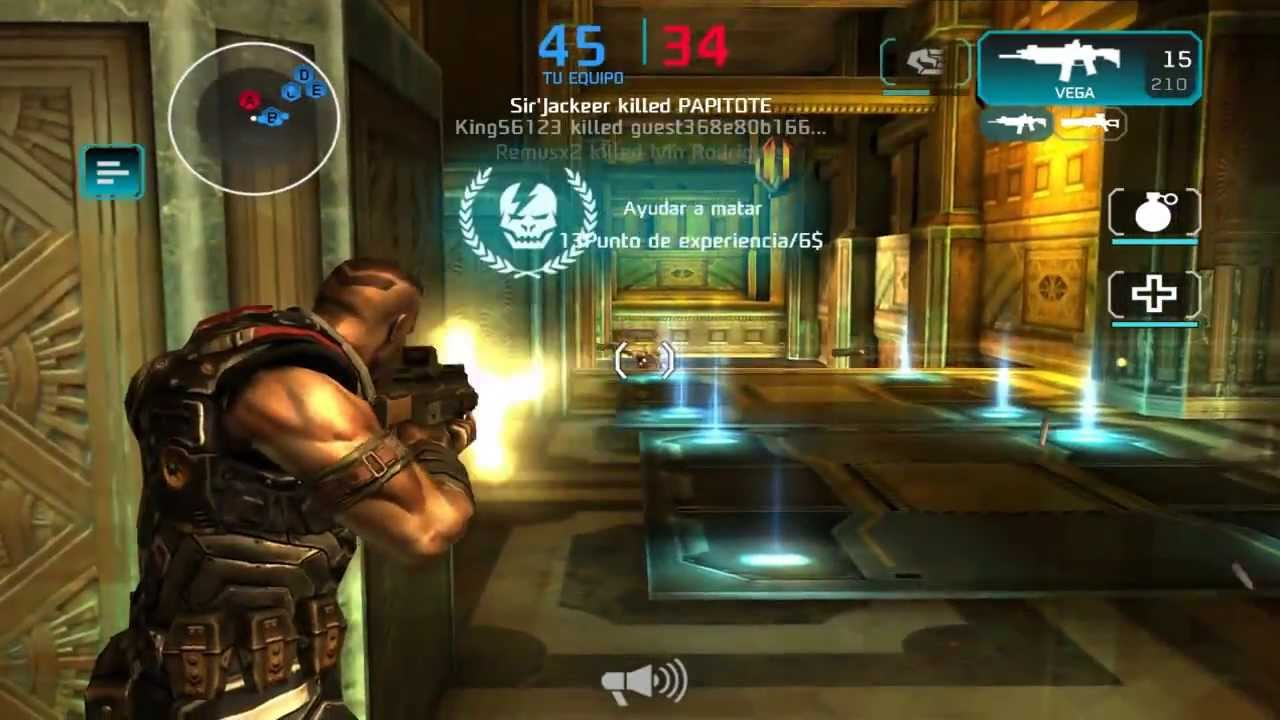 Shadowgun Deadzone Not Connecting to Matchmaking Server