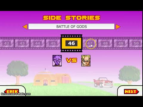 Tutorial Dragon Ball Devolution , como hacer la Genkidama , encontrar a bills y transformarse en SS