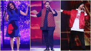 Rising Star   Colors TV New Show Launch - Diljit Dosanjh - Shankar Mahadevan - Monali Thakur