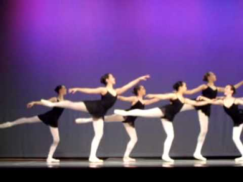 Work - Bolshoi Ballet Summer Intensive 2010