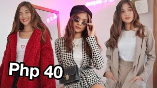 TAYTAY TIANGGE TRY-ON HAUL