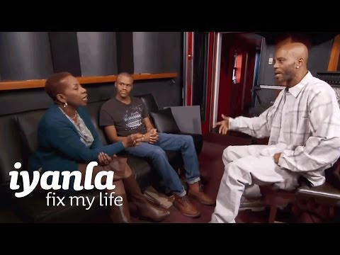 First Look: DMX and His Son Xavier Reunite - Iyanla Fix My Life - Oprah Winfrey Network