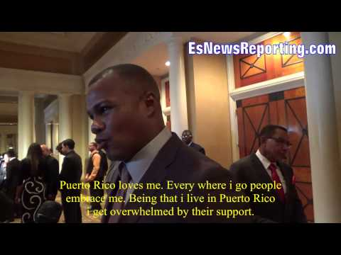 felix trinidad on shane mosley vs ricardo mayorga wants mayorga to win EsNews