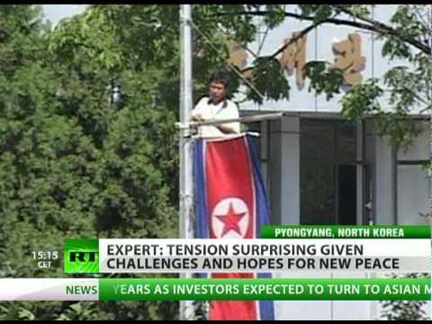 Yellow Sea Tension: South, North Korea trade artillery fire