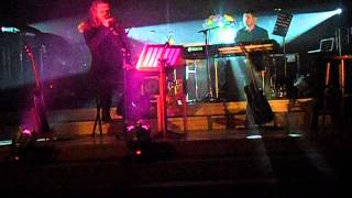Diary Of Dreams - Tears of Laughter 29.10.2012 Lukaskirche Dresden .AVI