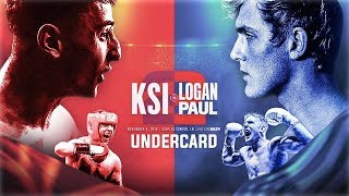 FIGHTING JAKE PAUL ON KSI VS LOGAN PAUL UNDERCARD!!!