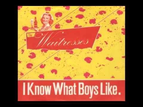 The Waitresses - I Know What Boys Like (Le Chat et la Fille Cover)
