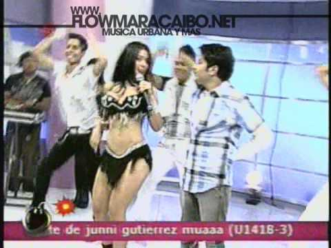 Diosa Canales - Tanga, Tanga, Tanga @ La Bomba, Televen (2011)