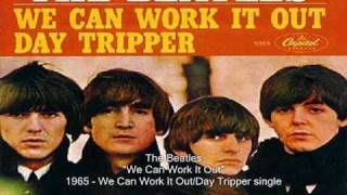 Watch Beatles We Can Work It Out video