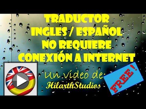 Es Free Traductor Offline/No requiere conexión a Internet/El mejor traductor/Android/Video HD
