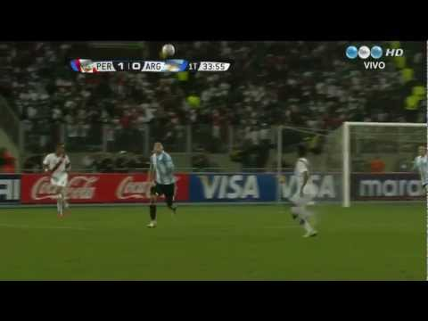 Peru Vs. Argentina (Eliminatorias Brasil 2014) - Completo [TDT HD 1080]