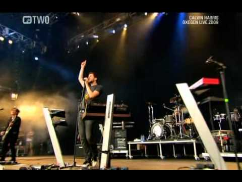 Calvin Harris - The Girls ( live Oxegen)