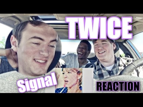 TWICE - SIGNAL MV Reaction