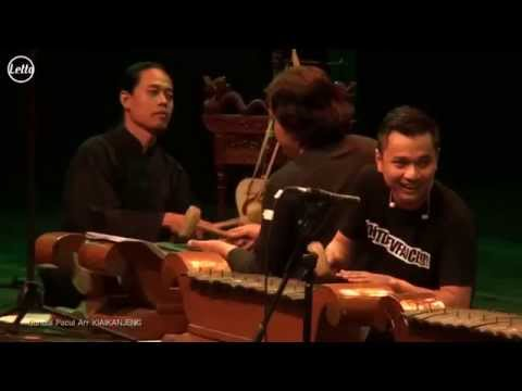 Letto - Live at Yogyakarta Gamelan Festival (YGF) 2014 Part 1/6