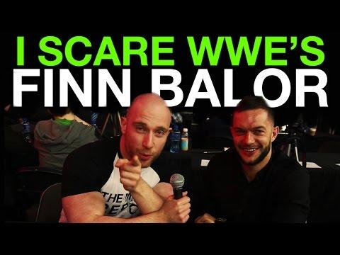 Finn Balor Interview: NXT, WWE, Samoa Joe, Being Scared Of Me
