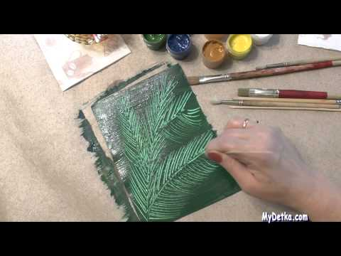Видео как нарисовать цветок маме