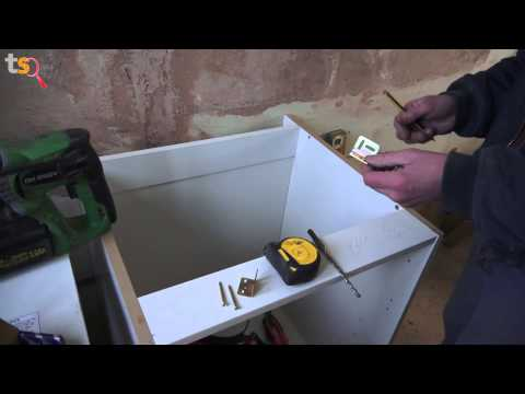 Tommy's Trade Secrets - How to Fit a Kitchen - The Base Units