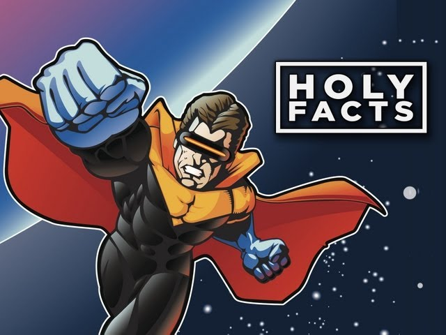 Superheroes | HOLY FACTS
