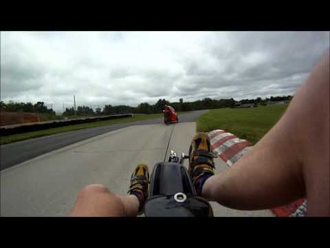 HD Waterford, Mi 10 lap HPRA Recumbent Race