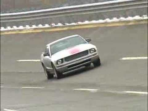 2009 Warriors In Pink Edition Mustang Video