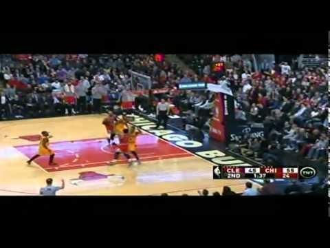 Cavaliers vs Bulls Feb. 12, 2015