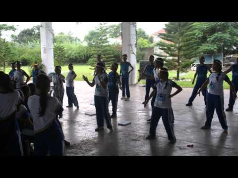 PE 1 Cheer Dance Champion - Villaflores College