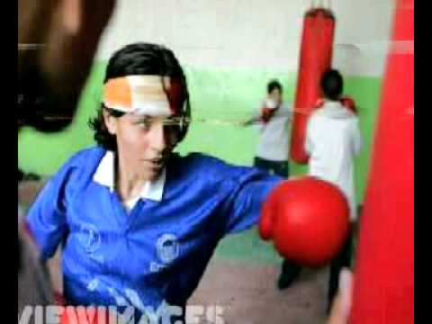Afghan world champion