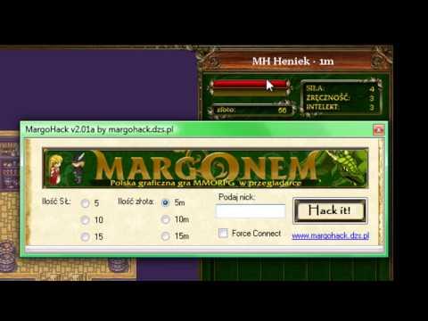 MargoHack v2.01a DZIAŁA!