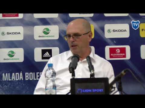 OHLASY / Bohumil Páník po Boleslavi (0:2)
