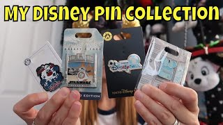 My Disney Pin Collection! - I'm a Disney Pin Collector Now! - Magical Mondays #117